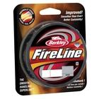 Berkley Fireline Smoke Line - Fused Braid - 300yds