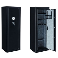 Biometric SLS6 Gun Safe - 16 Gun / 1 Shelf