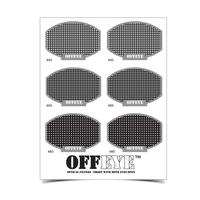 Birchwood Casey Casey Off-Eye Optical Lens Filters - 40/60/80 Kit