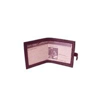 Image of Bisley Certificate Wallet