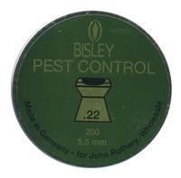 Bisley Pest Control .22 Pellets x 200