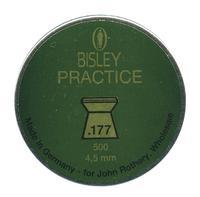 Bisley Practice .177 Pellets x 500