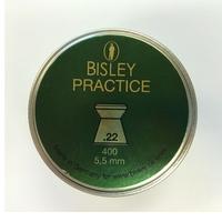 Bisley Practice .22 Pellets x 400