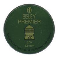 Bisley Premier .22 Pellets x 200