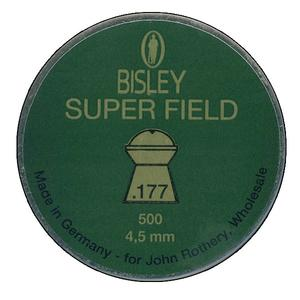 Image of Bisley Super Field .177 Pellets x 500