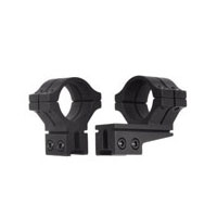 BKL 2 Piece Double Strap Offset Medium 30mm Mount