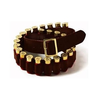 Brady No. 50 Bridle Leather Cartridge Belt