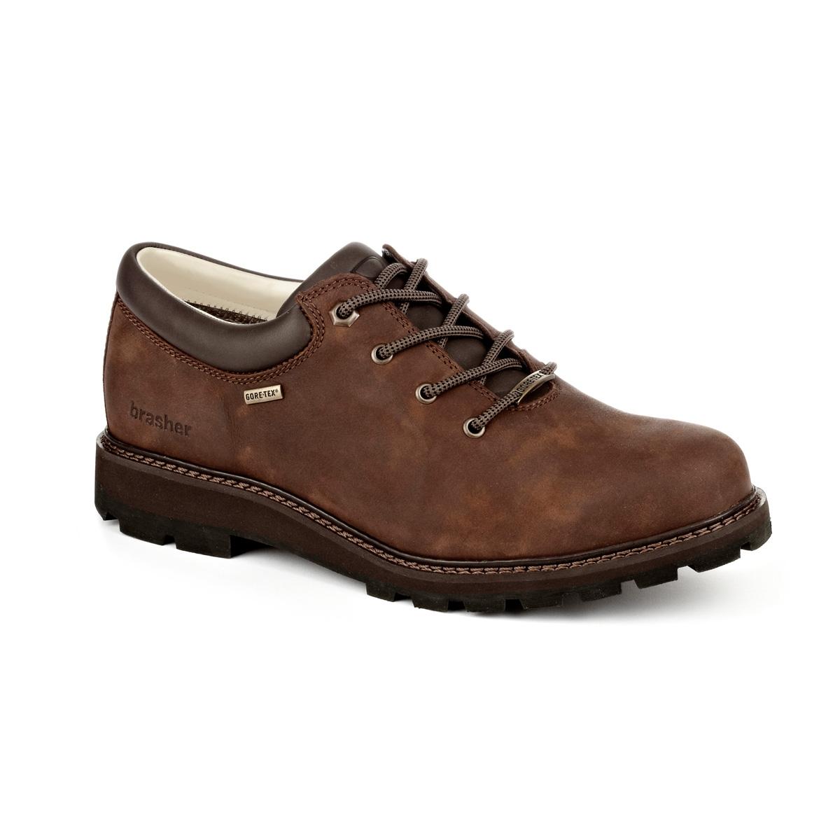 Brasher Walking Shoes Black