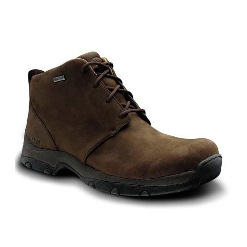 brasher kamati gtx mens walking boots brown leather