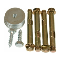 Brattonsound Sentinel Fixing Bolts (6 Pack)