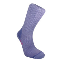 Bridgedale Womens Merino Fusion Comfort Trekker Midweight Sock