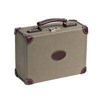 Browning Heritage Canvas & Leather Ammo Case