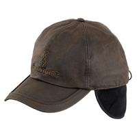 Browning Winter Wax Fleece Cap with Ear Flaps