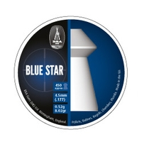 BSA Blue Star .177 Pellets x 450