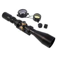 BSA Essential 3-9x50 Rifle Scope (Includes Mounts)