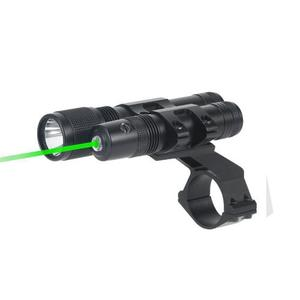 Image of BSA Stealth Tactical Heavy Duty Green Laser/Torch Set