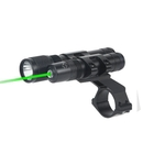 BSA Heavy Duty Green Laser/Torch Set