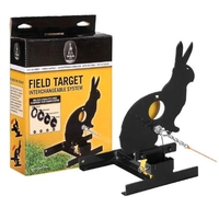 BSA Rabbit Field Target With 4x Bulls-eye Rings