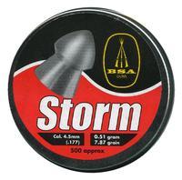 BSA Storm .177 Pellets x 500