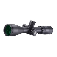 BSA Sweet .22 3-9x40 SP Rifle Scope