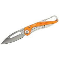 Buck Knives Apex Knife - Anodised Aluminium Handle