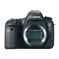 Canon EOS 6D SLR Camera Body