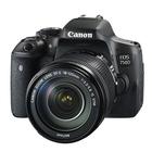 Canon EOS 750D SLR Camera Black + 18-135mm IS STM Lens