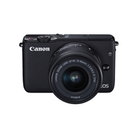 Canon EOS M10 Compact System Camera Kit inc 15-45mm Lens