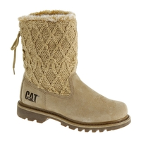 CAT Bruiser Scrunch Fur Boots (Women's)