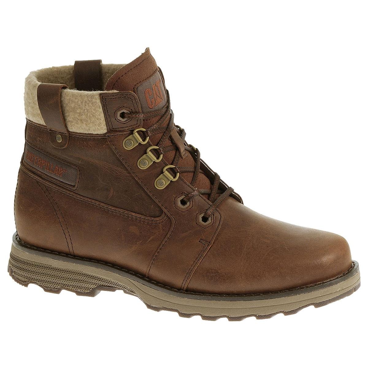 Popular Cat Footwear Womens Misa Boots In Peanut Leather  Orstyleblog