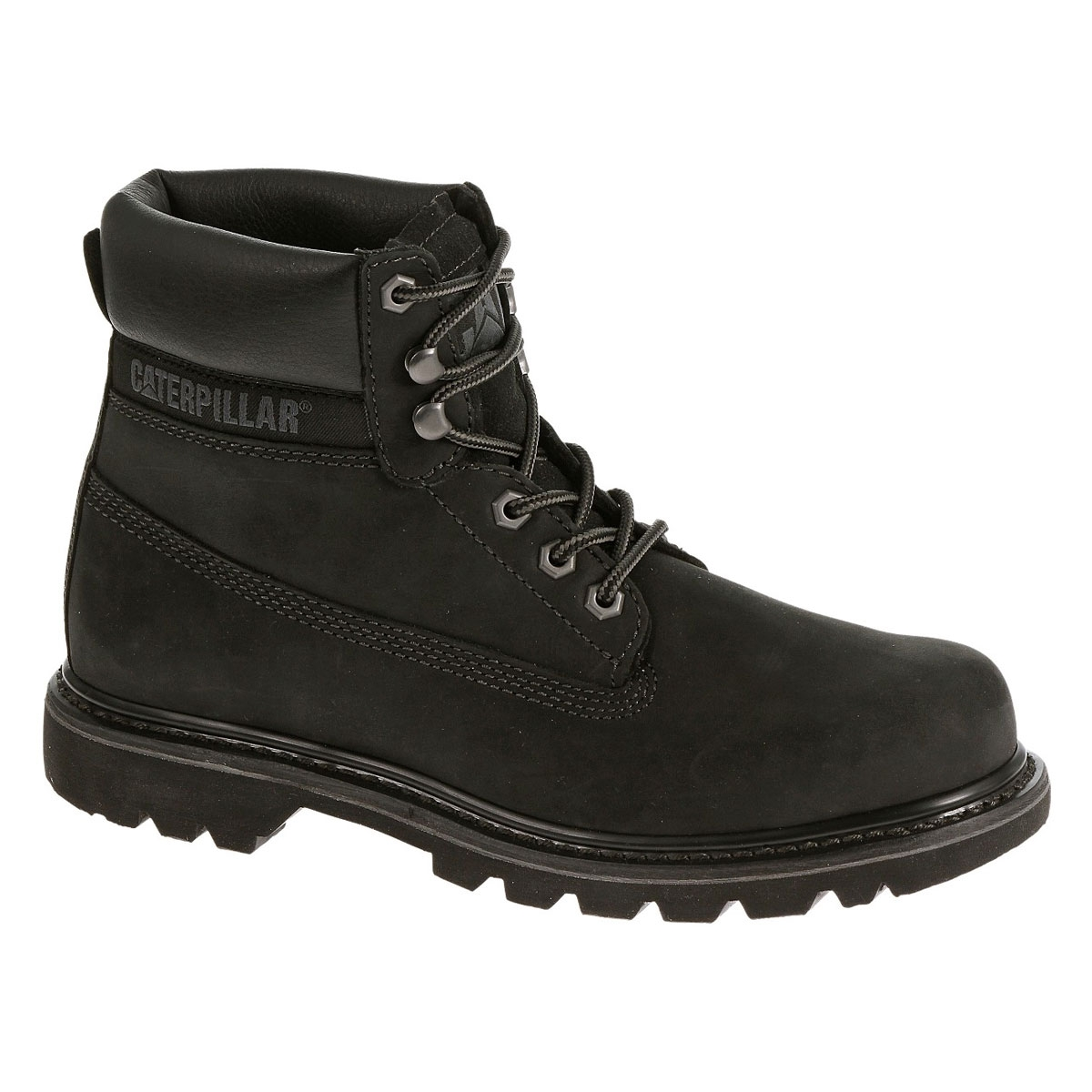 cat colorado casual boots s black uttings co uk