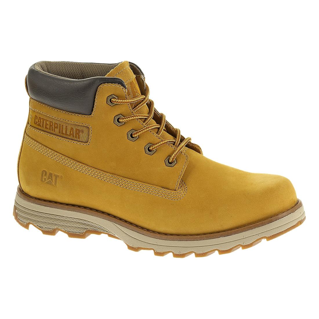 Caterpillar Founder Boots - Honey Reset - Men's Boots