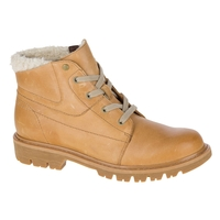 CAT Fret Waterproof Fur Ladies Casual Boots (Women's)