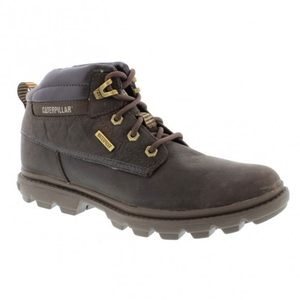 Image of CAT Grady Waterproof Casual Boots - Seal Brown