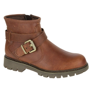 Image of CAT Rey Casual Boots (Women's) - Rust