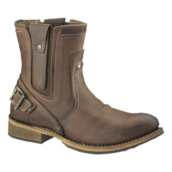 CAT Vinson Casual Boots (Men's) - Peanut | Uttings.co.uk
