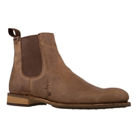 Image of CAT Zachary Mens Casual Boots - Peanut