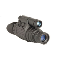 Cobra Optics Merlin 1x EX Gen 1 Nightvision Monocular with Day Scope Attachment