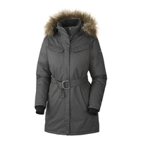 Columbia Alpine Escape Long Down Jacket - Womens