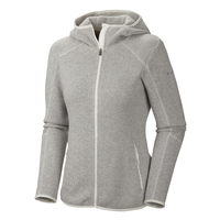 Columbia Altitude Aspect Hooded Fleece Jacket - Womens