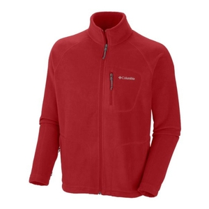 Image of Columbia Fast Trek II Full Zip Fleece - Mens - Rocket