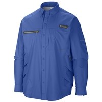 Columbia PFG Airgrill Chill Zero Long Sleeved Shirt