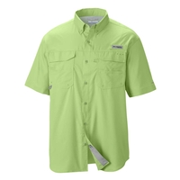 Columbia PFG Blood and Guts III Short Sleeved Woven Shirt