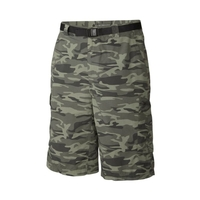 Columbia Silver Ridge Printed Cargo Shorts