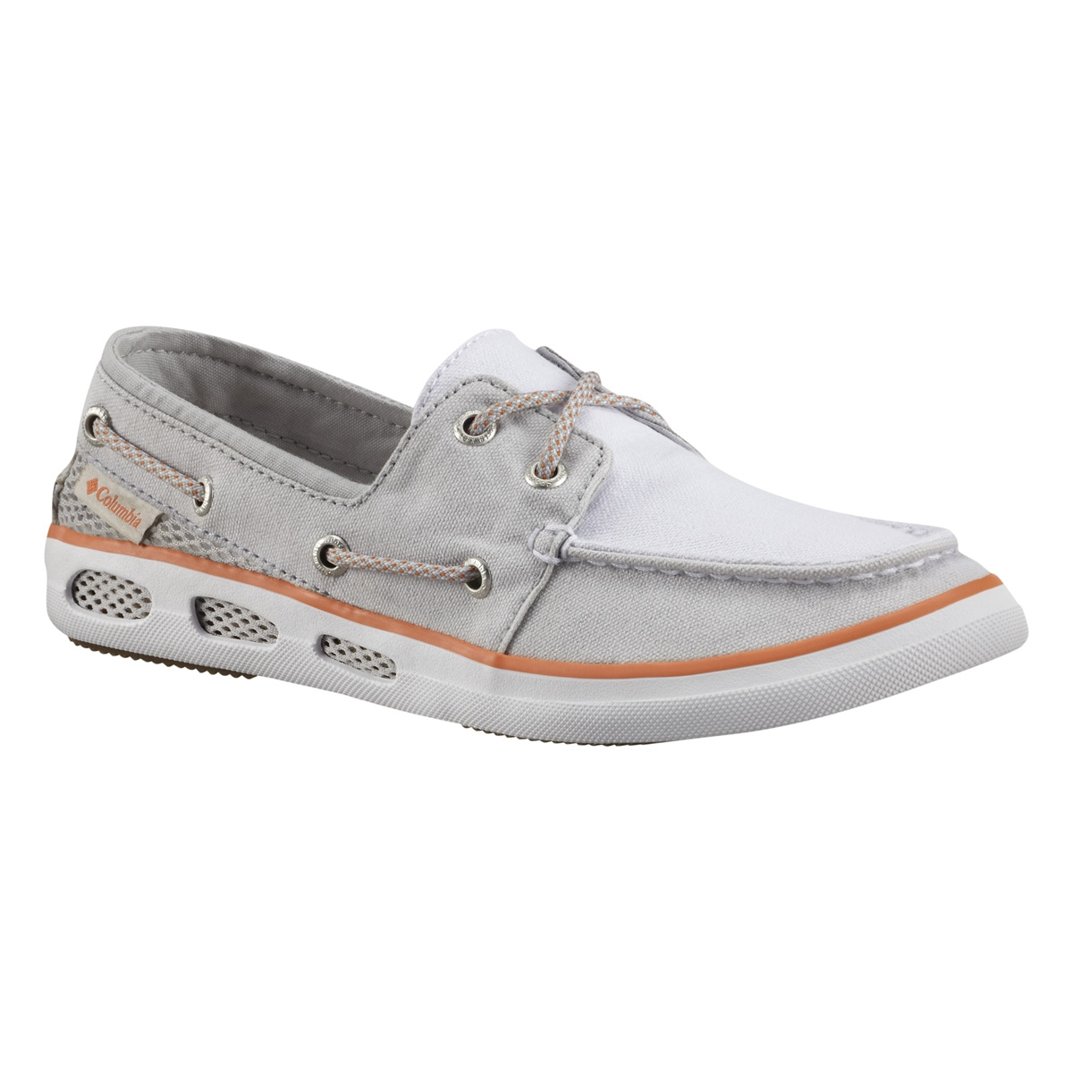 Columbia vulc n vent boat canvas shoes women 39 s cool for Columbia fishing shoes