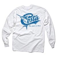 Costa Del Mar Retro Long Sleeve T-Shirt