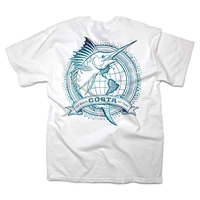 Costa Del Mar World Sailfish T-Shirt
