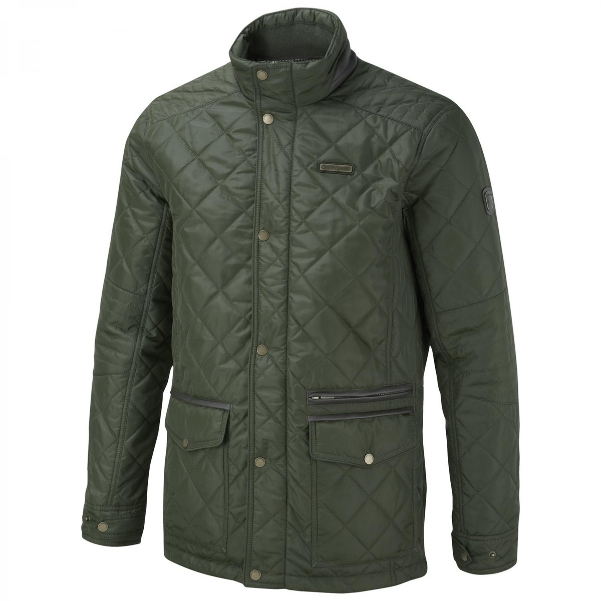 Craghoppers Allerton Quilted Jacket - Evergreen | Uttings.co.uk : craghoppers quilted jacket - Adamdwight.com