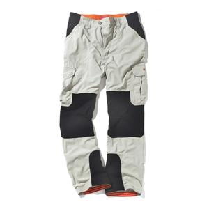 Image of Craghoppers Mens Bear Survivor Trousers - Metal/Black