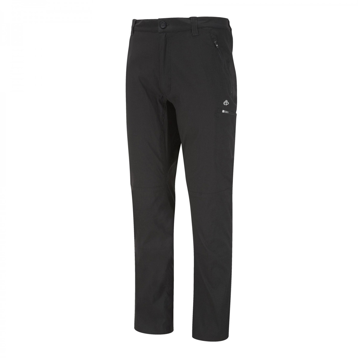 Image of Craghoppers Kiwi Pro Active Trousers - Black